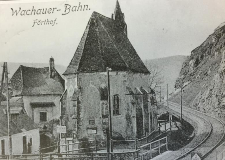 Stationen - Erlebnisse rund um die Strecke - Wachaubahn